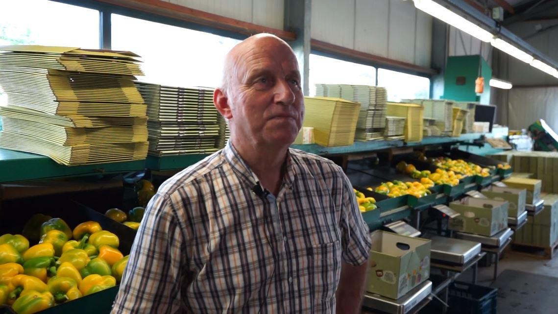 Op bezoek bij Biologisch tuinbouwbedrijf Poldervaart