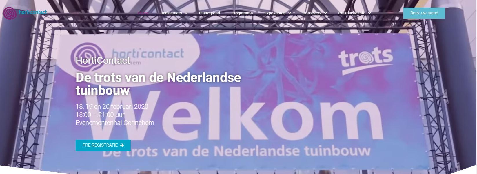 HortiContact – Trots van de Nederlandse glastuinbouw.