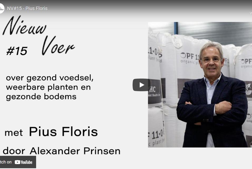Video: Webinar Pius Floris & Nieuw Voer