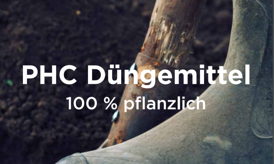 PHC Düngemittelbroschüre